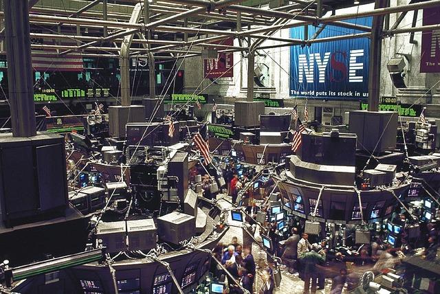 Фондовый рынок акций