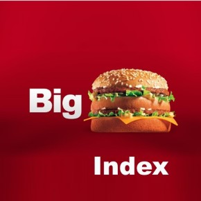 Бик-Мак Индекс